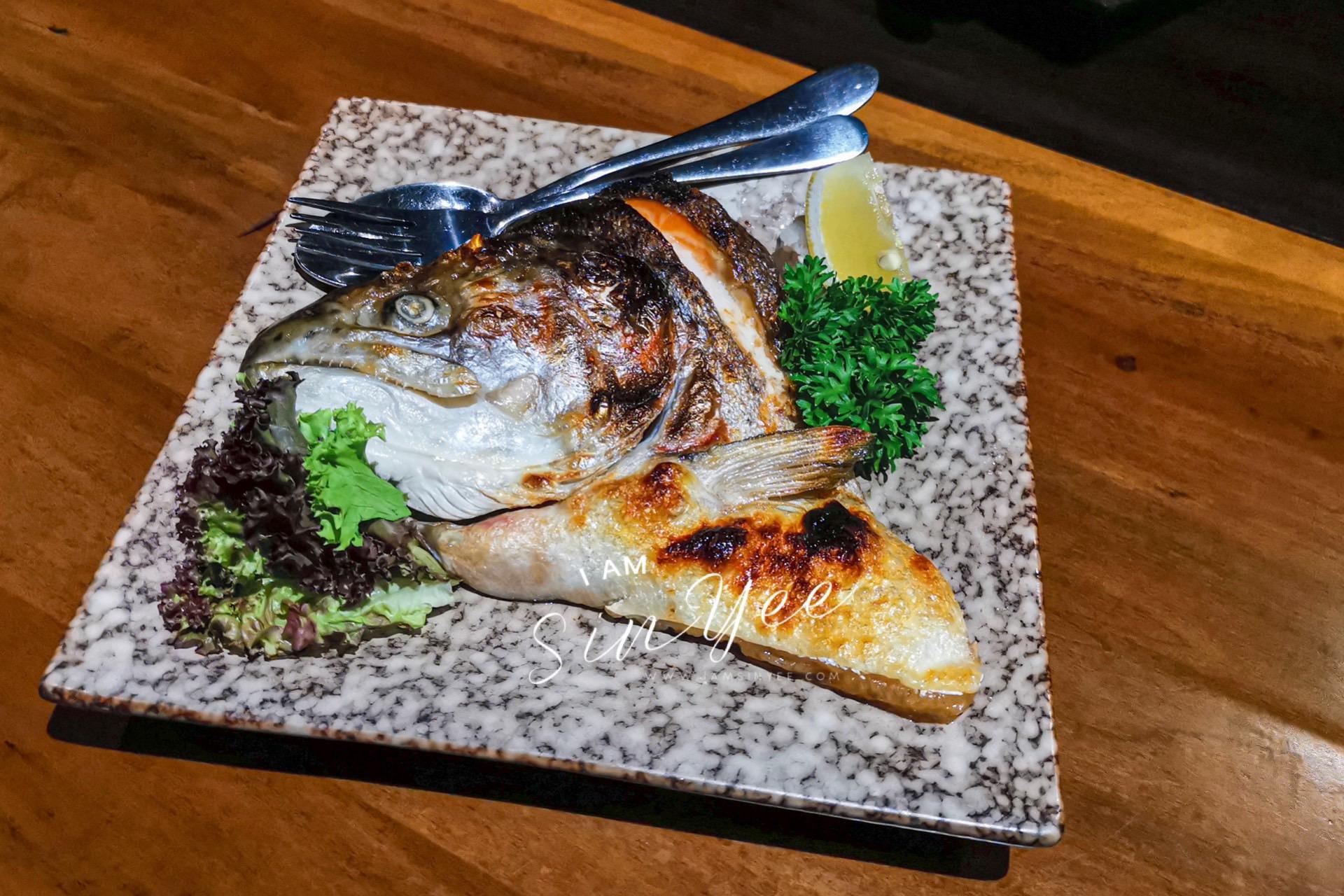 Salmon Kabuto @RM24