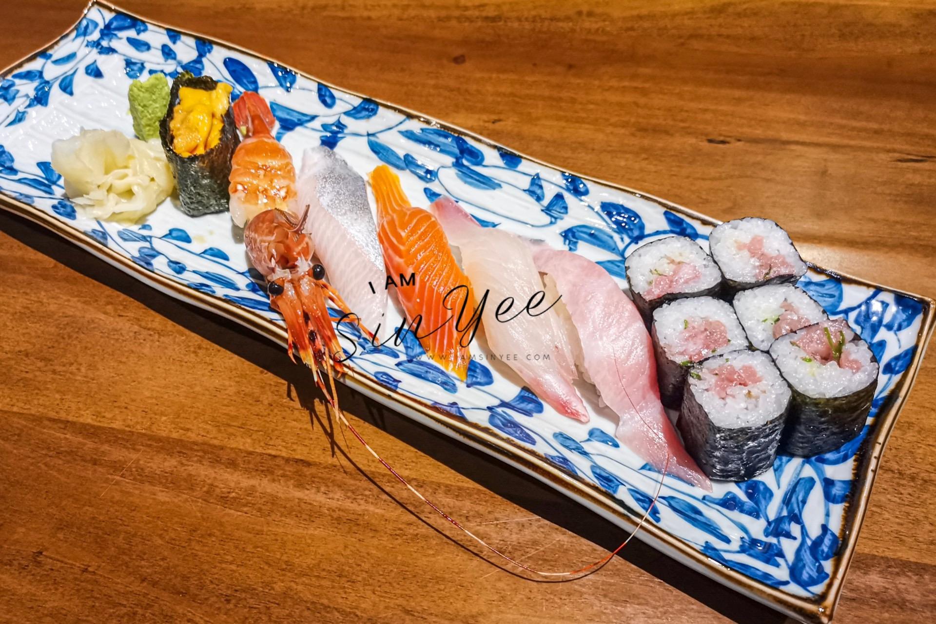 Sushi Mori @ RM127